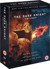 Batman: The Dark Knight Trilogy - Complete Box Set Collection - new  sealed
