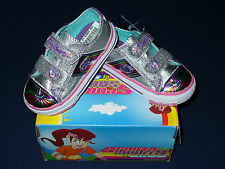 SALE Toddler's Skechers sparkle glitter shoes sneakers Mini-Licious NWT's in box