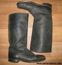 Antique WW2 Sole Military Soviet Russian General Jack Boots 42 USSR