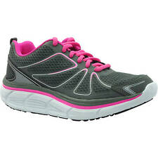 Danskin Now Womens' Gray Max Cushion Running Sneakers/Shoes: 7-10