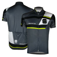 Mens Road Bike Cycling Tops Gear Short Sleeve Jersey Shirt Maillots Sweater Cool