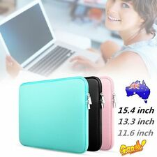 Laptop Sleeve Case Bag Pouch Storage For Mac MacBook Air Pro 11 13 15 inch YK