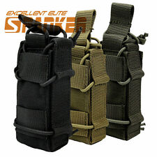1000D Tactical Molle Pistol Magazine Pouch Flashlight Holster Bag for M1911 92F