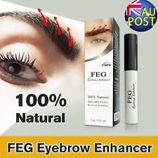 3ml Eyebrow Enhancer Brush Rapid Eye brow Growth Serum Liquid S4W