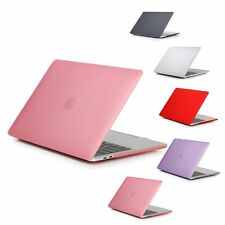 Hard Case With Keyboard Skin For Macbook Pro Retina Air 11 13 15.4 Frosted Cover