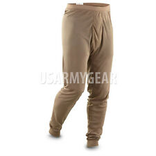 NEW Military Cold Weather Thermal Polypropylene Underwear Drawers Pants M L XL