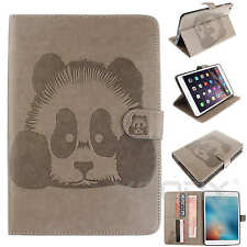 For Apple iPad 2 3 4 Mini 1 2 3 Fold Slim Magnetic Leather Case Stand Cover Cute