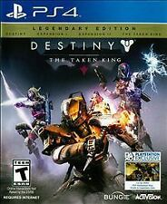 NEW Destiny: The Taken King: Legendary Edition (Sony PlayStation 4, 2015) PS4