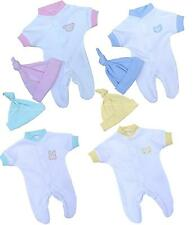 BabyPrem Preemie Micro Baby Clothes Sleepsuits Hats Sets Babygrows Sleepers