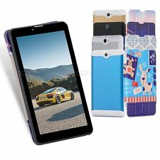 Tablet 7'' Dual Core 8GB Android4.4 KitKat Kids Tablet WiFi Camera 3G Phone Call