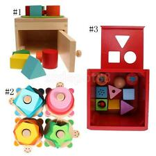 Wooden Toy Gift Baby Children Educational Intellectual Developmental Toys