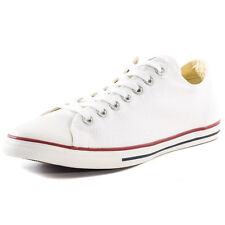 Converse Ct Lean Ox Womens Trainers White New Shoes