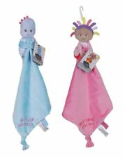 IN THE NIGHT GARDEN IGGLE PIGGLE AND UPSY DAISY BLANKIES