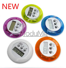 New MINI Digital Kitchen Count Down Up LCD Timer Alarm Cooking Countdown HOT MO