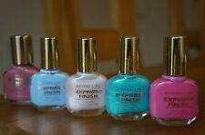 Maybelline Express Finish Fast Dry Nail Polish - CHOOSE COLOUR - New
