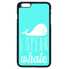 Custom Dory Speaks Blue Whale For Apple iPhone iPod & Samsung Galaxy Case Cover