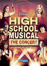 HIGH SCHOOL MUSICAL: THE CONCERT EXTREME ALL ACCESS PASS  (Brand New)