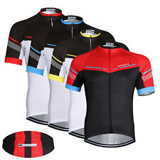 New Bike Team mtb Cycling Jersey Shirts Breathable Short Sleeve Cycling Clothing