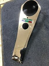 HARLEY Davidson Wide glide  FXDWG LONG STYLE DASH PANEL console