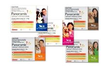 Panoramis® Flea & Worming Treatment for Dogs (6-Chews)