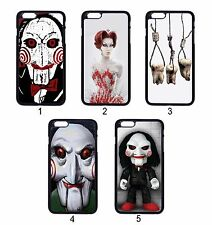 Custom Saw Mask Man Terrible For Samsung Galaxy & Apple iPhone iPod Case Cover