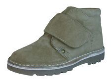 Hush Puppies Reve Boys Suede Leather Desert  Boots / Shoes - Tan