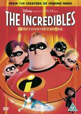 The Incredibles (DVD, 2005, 2-Disc Collector's Edition)