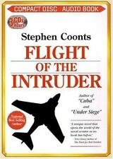 A Jake Grafton Novel: Flight of the Intruder Vol. 1 by Stephen Coonts (2000, CD…