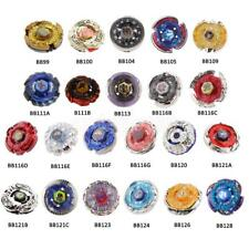 BEYBLADE BB-99~BB-128 4D Rapidity Metal Beyblade Set Fusion Fight Master Toys