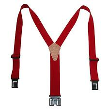 New Perry Suspenders Men's Tall Elastic Hook End Suspenders