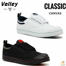 DUNLOP VOLLEYS Volley CLASSIC Men's Sneakers Casual Lace Up Shoes Canvas New