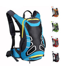 15L Utility Outdoor Sport Unisex Bags Hydration Backpack for Hiking Cycling