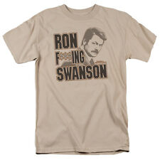 "Parks & Recreation ""Ron F***ing Swanson"" T-Shirt - Adult, Child"