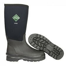 Muck Boots Chore Hi Black All Purpose Field Boots Wellingtons Muck Boot Company