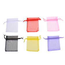 Sheer Organza Wedding Party Jewelry Gift Favor Candy Bag Pouch Wholesale