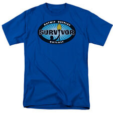 "Survivor ""Blue Burst"" T-Shirt or Tank - Adult, Child"