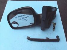 96 97 98 99 00 Chrysler Town & Country,LS 98 99 00 Grand Caravan Mirror, PWR