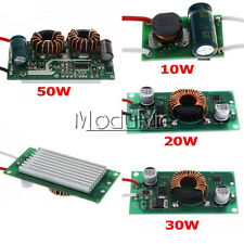 10W 20W 30W 50W Constant Current LED Driver F High Power DC 9-24V to DC 30-38V M