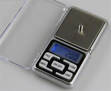 Digital Jewelry Scale 0.1g/0.01 500g LCD Portable Mini Pocket Balance Electronic