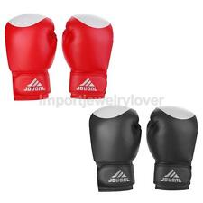 PU Boxing Gloves Training Muay Thai Fight Sparring Kickboxing Punching Gloves