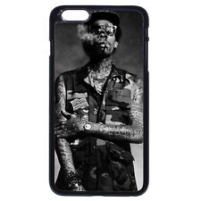 Custom Wiz Khalifa Rap Hip Hop For Apple iPhone iPod & Samsung Galaxy Case Cover