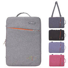 12 13 14 15 15.6 inch Notebook Laptop Bag Case CrossBody Shoulder Messenger Bags