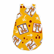 Giraffes Pati'Chou sleeping bag for baby 6 12 24 36 months, 0.5 to 4 tog