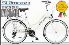 26 LADY CITY KANDS HERITAGE 21 GEARS BICYCLE___ FULL SHIMANO ___ALUMINIUM BIKE
