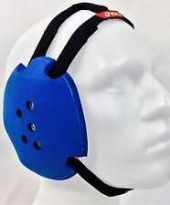 ASICS Youth Old School Wrestling Headgear, Royal, Youth Size