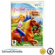Barbie Horse Adventures: Riding Camp (Wii) **GREAT CONDITION**
