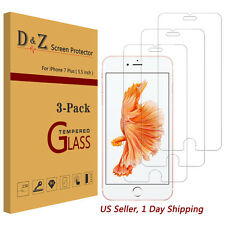 D&Z Premium Real Screen Protector Tempered Glass Protective Film For iPhone 6s