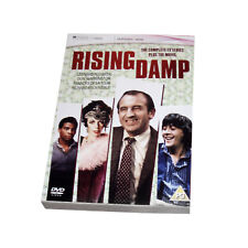 Rising Damp - The Complete Series Plus The Movie DVD 2008 5-Disc Box Set