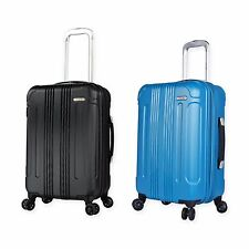 Travel Duffle Luggage Bag Voyager II Hardside 20 Inch Spinner Carry On