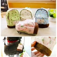 Money Pouch Lovely Coin Purse Backpack Mini Bag Wallet Canvas Women New